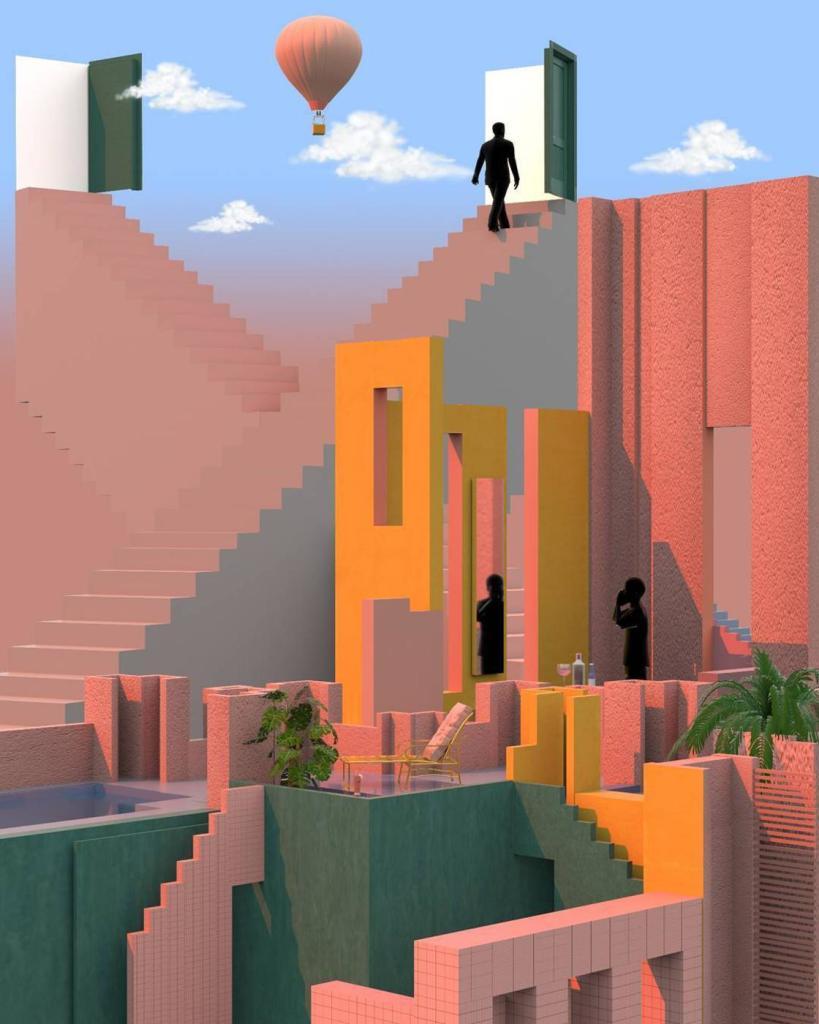 Tishk Barzanji, Quiet utopia