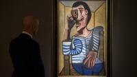 Rare portrait de Picasso