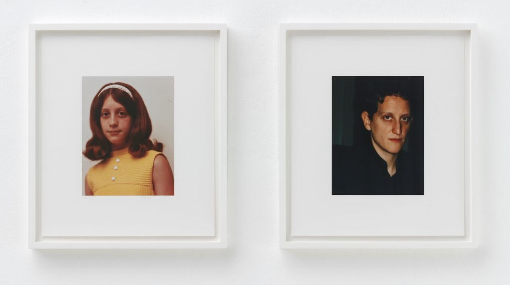 Roni Horn a.k.a., 2008-200930 paired photographs. Inkjet prints on rag paper 38.1 x 33 cm Pinault Collection