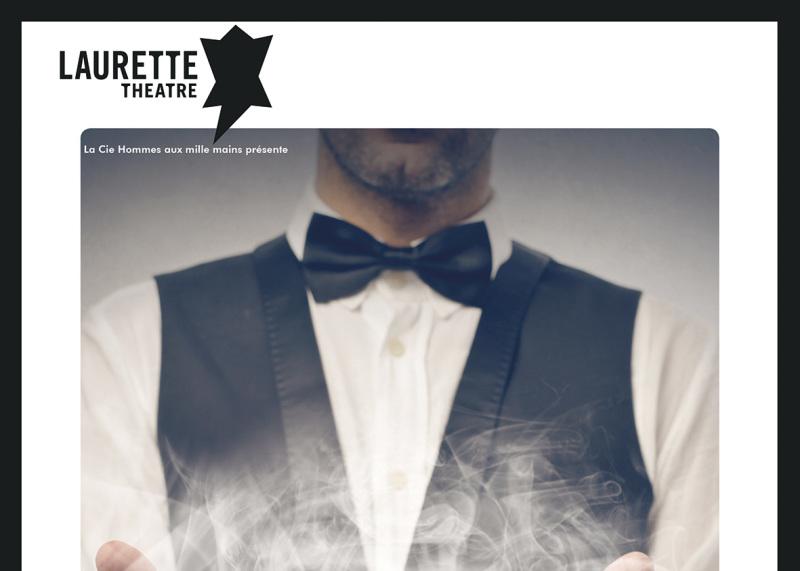 Sur les traces d'Arsène Lupin au Laurette Théâtre