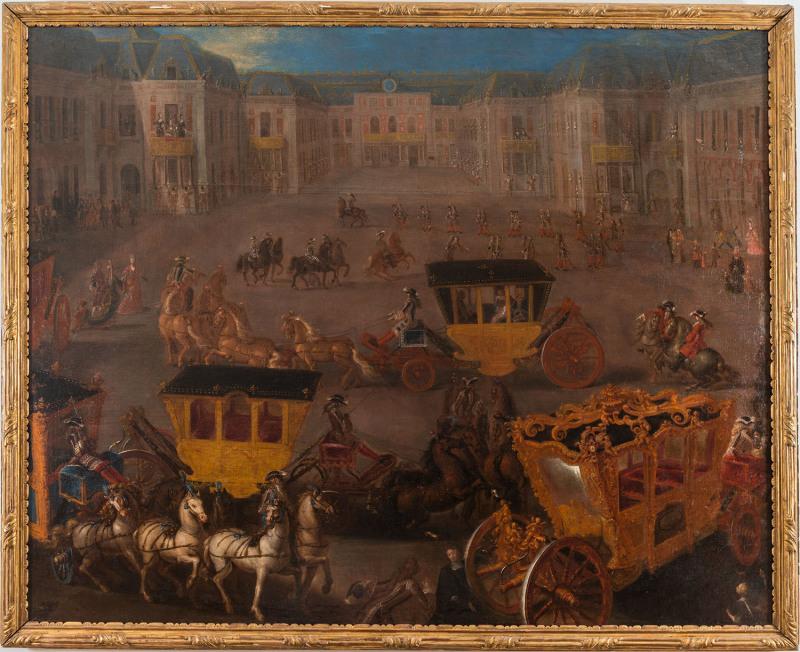 The Arrival of the Papal Nuncio