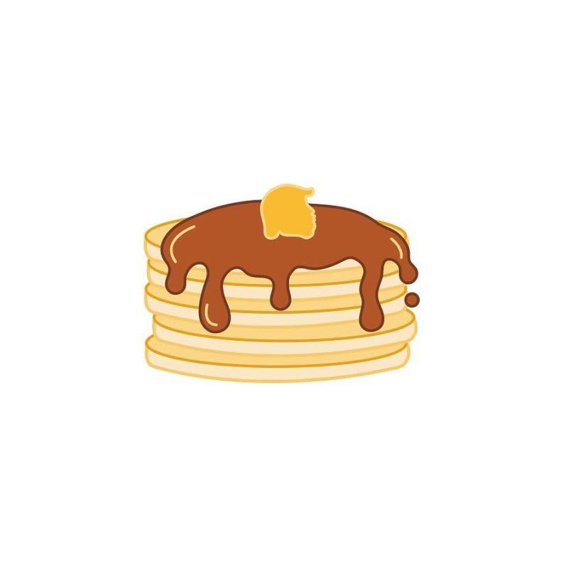 Trump pancakes