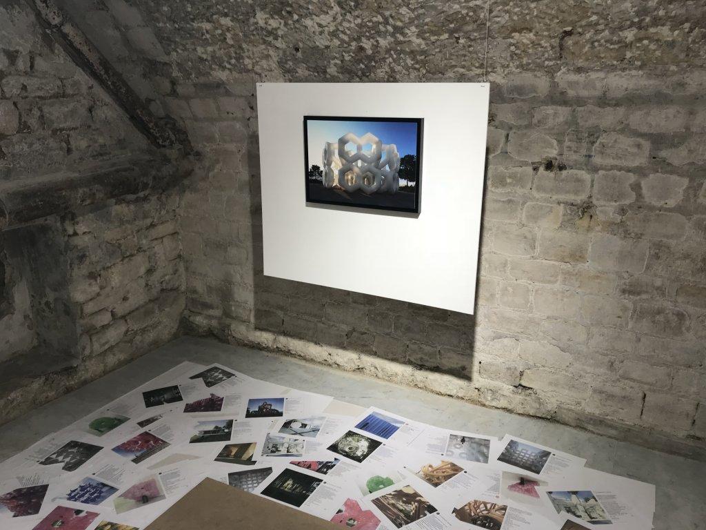 Vue de l'exposition Cyril Lancelin - MR 80 (16)