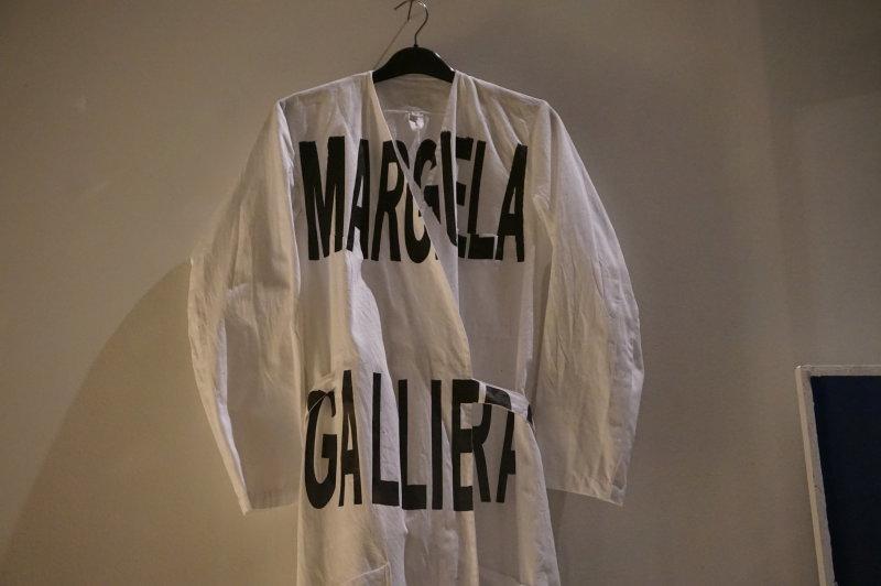 Vue de l'exposition Margiela - Palais Galliera