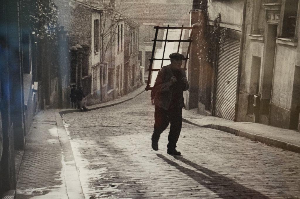 Vue de l'exposition Willy Ronis par Willy Ronis - Pavillon Carré de Baudouin
