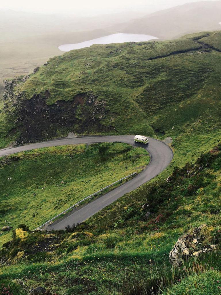 VW Life. (© Katrina Stewart, gagnante de la catégorie transport)