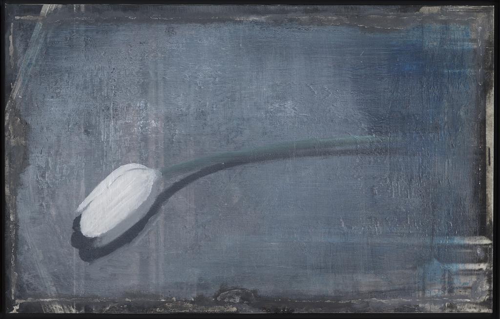 Yuri Kuper, Tulipe 2, 2016 (toile-745x122cm)