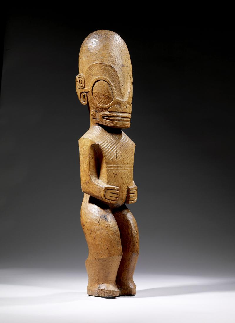 Tiki, musée de la Castre