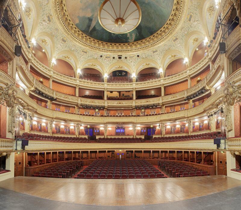 La salle Favart DR RMN-Grand Palais - Christophe Chavan