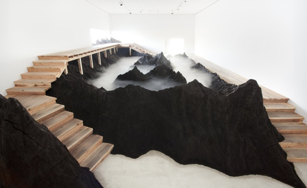 Takashi Kuribayashi, Wolkenmeer (mer de nuages), 2012