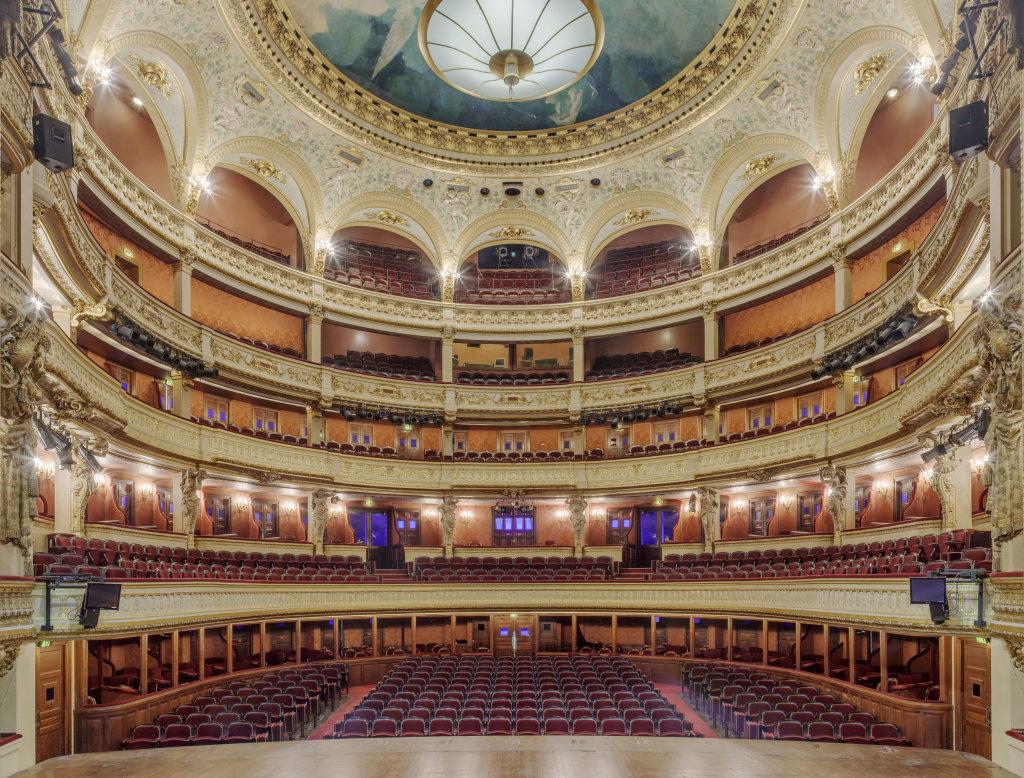 2 La salle Favart DR RMN-Grand Palais - Christophe Chavan