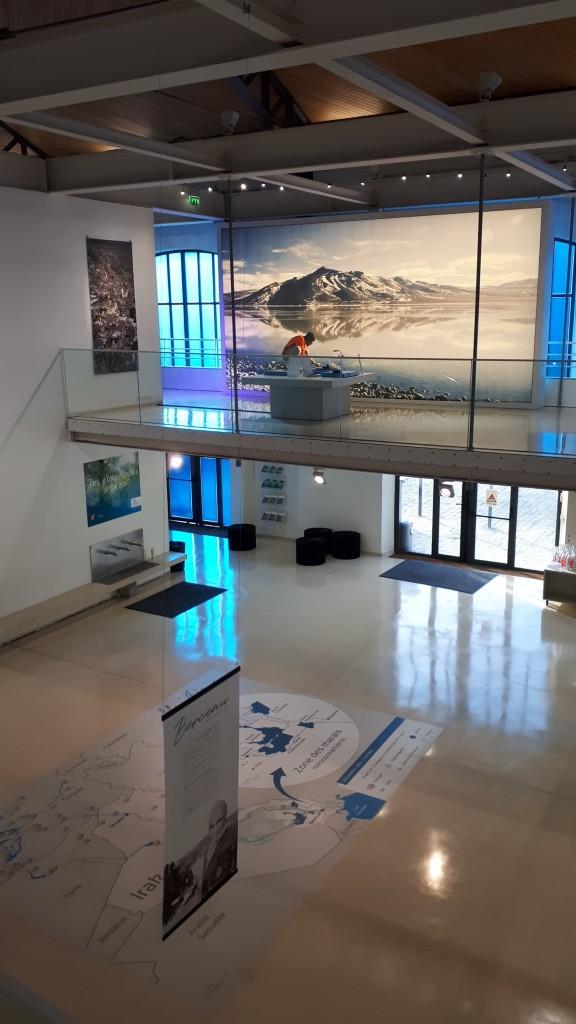 L'eau au coeur de la science/ Pavillon de l'eau