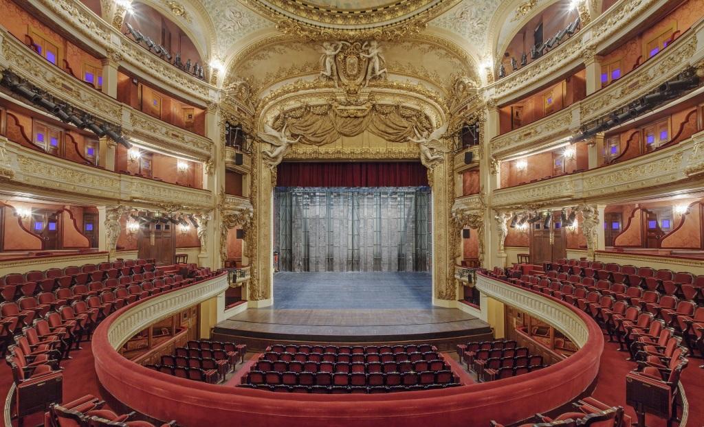3 bis La salle Favart DR RMN-Grand Palais - Christophe Chavan