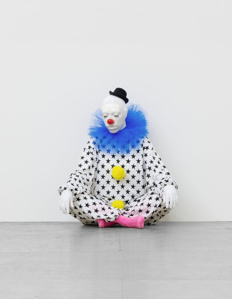 Ugo Rondinone, Vocabulary of Solitude, 2016