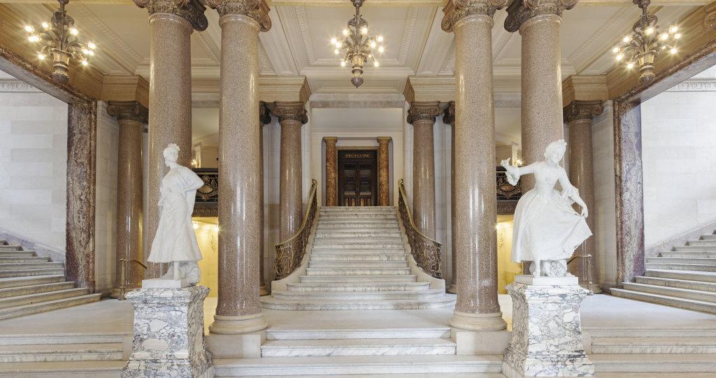 4 Vestibule d'entrée DR RMN-Grand Palais - Christophe Chavan