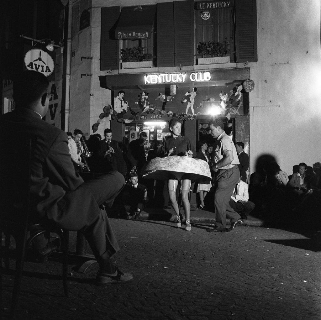 La toupie, 1959