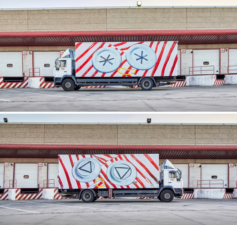 Ana Barriga. (© Truck Art Project)