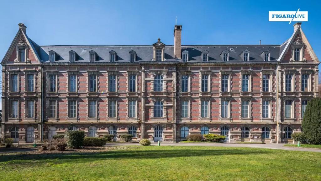 Ancien Hôtel Dieu à Château-Thierry