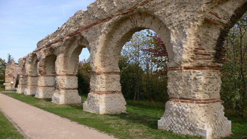 Aqueduc du Gier