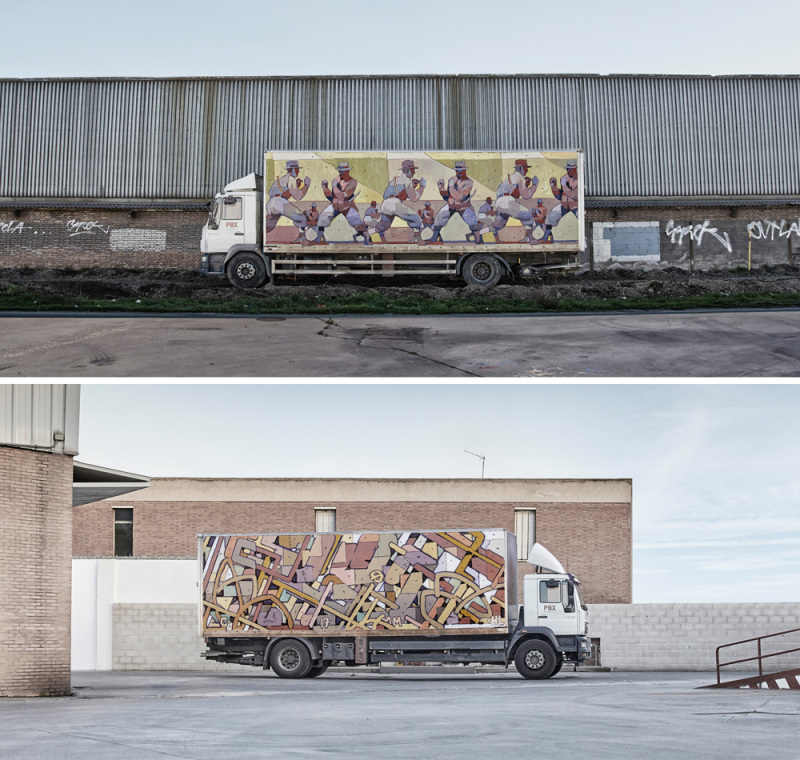 Aryz. (© Truck Art Project)