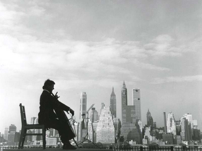 Aubade pour Manhattan © Atelier Robert Doisneau