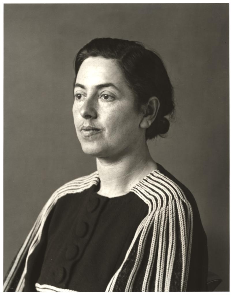 August Sander, Persécutée —La Grande Ville, Persécutés, 1938 © Die Photographische Sammlung