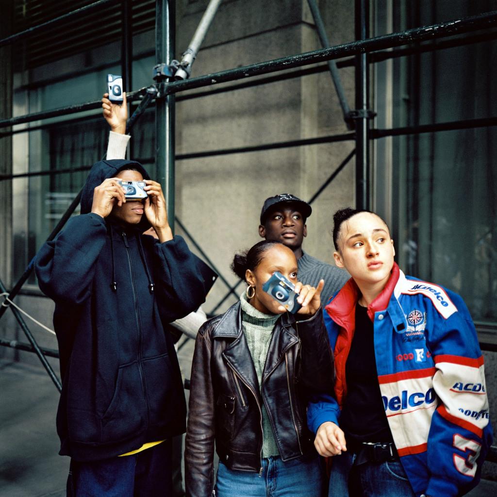 Autour des ruines du World Trade Center, suite aux attentats du 11 septembre 2001. New York , ETATS-UNIS 29/09/2001
