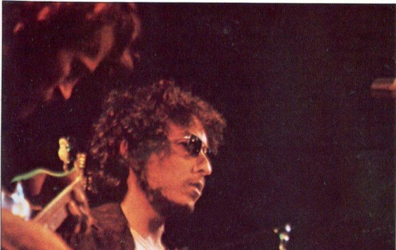 02. Bob Dylan, Fender Telecaster guitare