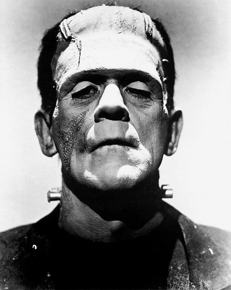 Boris Karloff, Victor Frankenstein