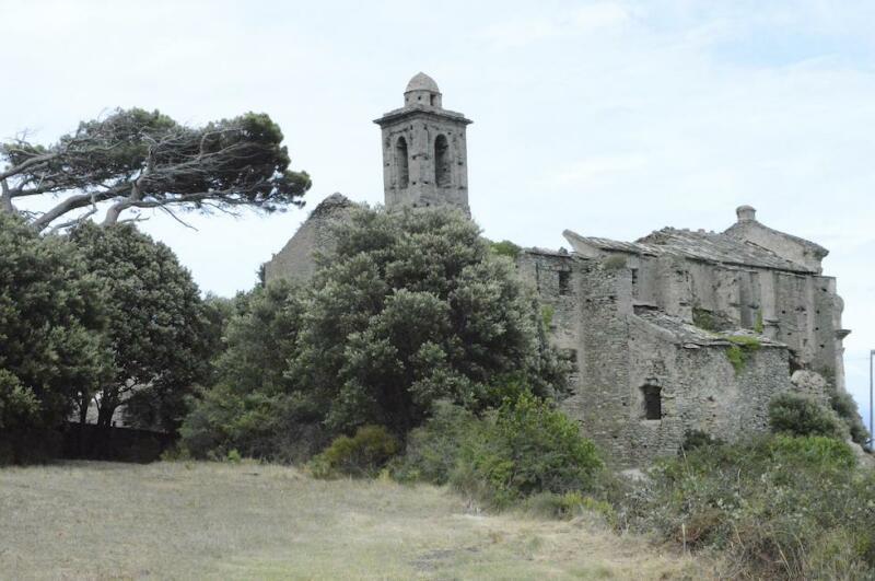 Couvent St-François en Corse