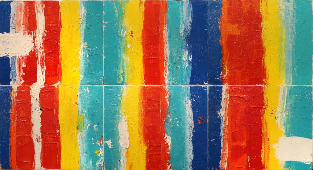 Colourful - Dolce Vita (1831 ArtGallery)