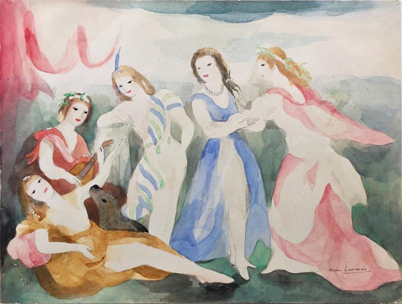 La Princesse de Clèves - Dolce Vita (Galerie des Modernes)