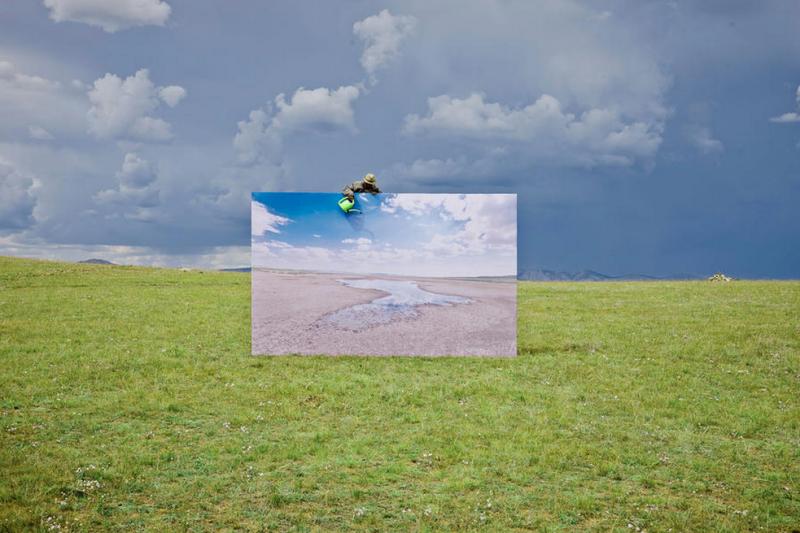 Daesung Lee, Futuristic Archeology and the vanishing island