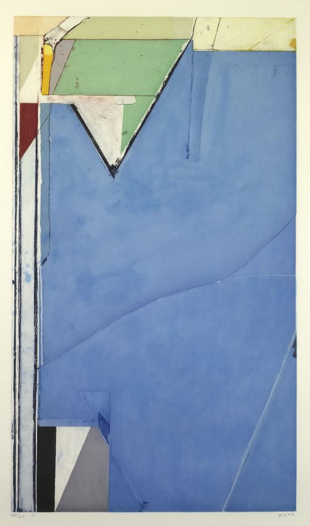 Richard Diebenkorn, High Green Version II, 1992