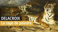 Eugène Delacroix, Musée du Louvre