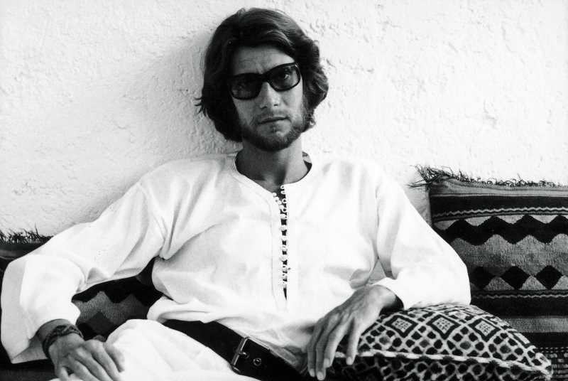 Yves Saint Laurent à Marrakech