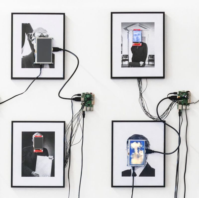 Faces in the Mist, Nicolas Gourault et Antoine Chapon, 2017