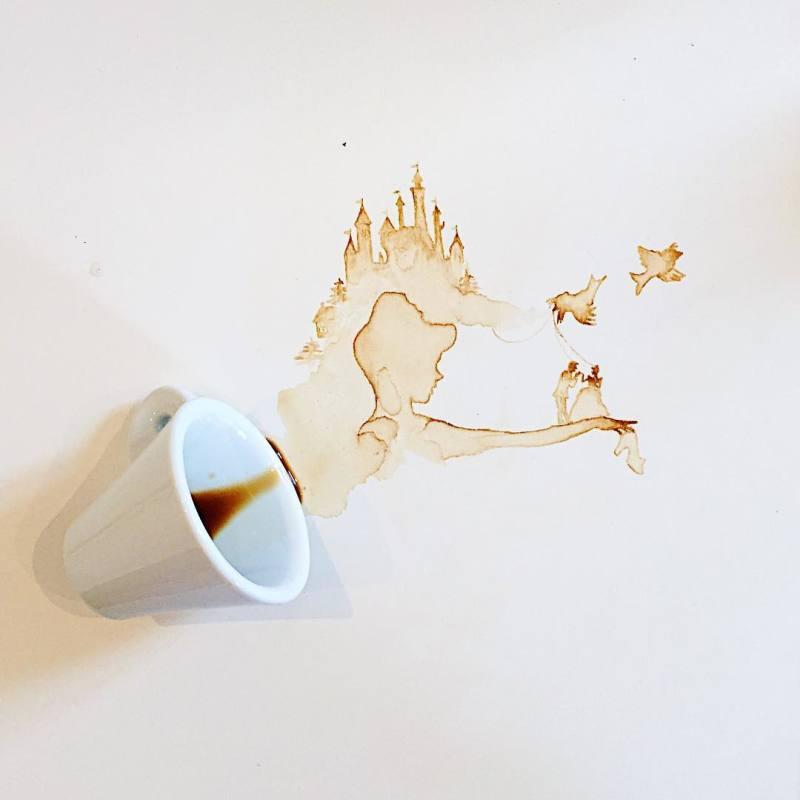 © Giulia Bernadelli, cinderella coffee