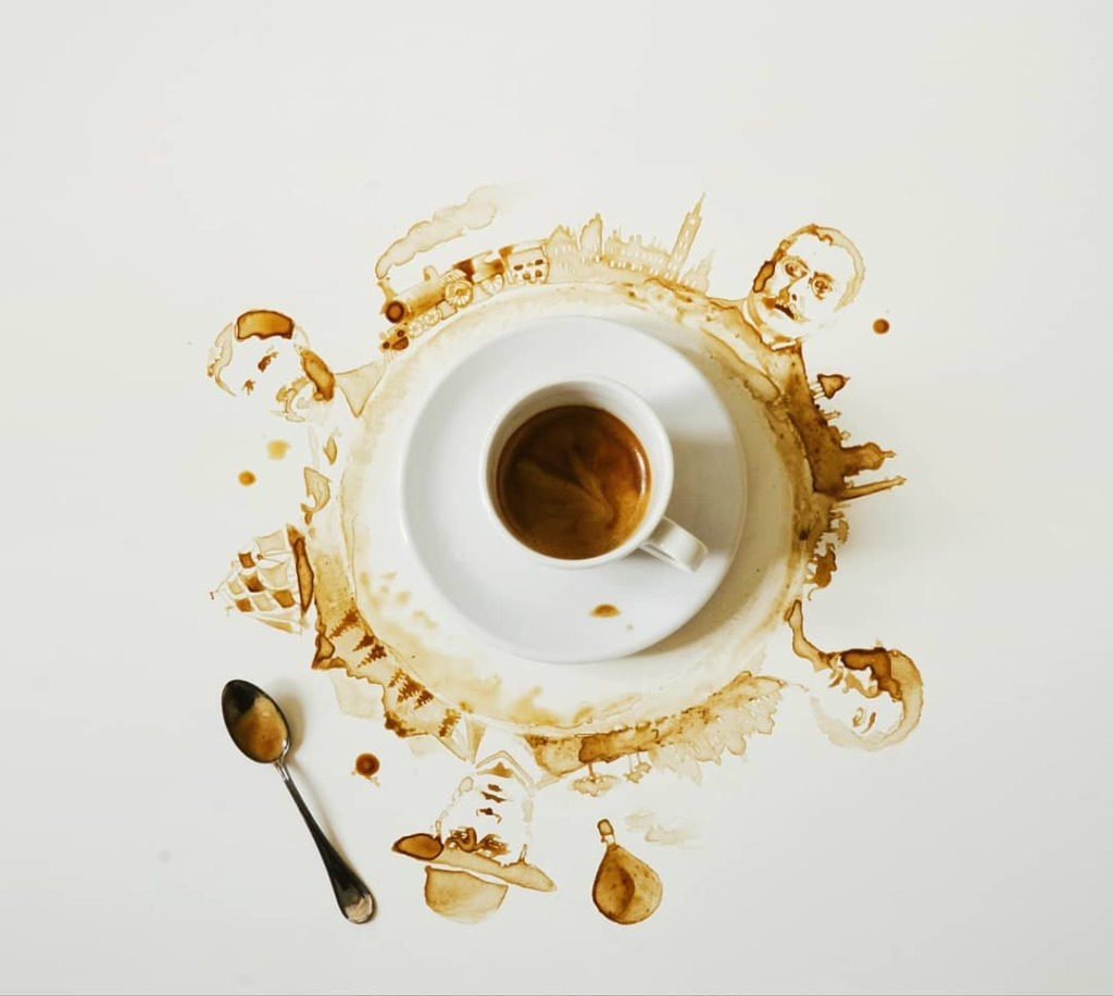© Giulia Bernadelli, several portraits coffee