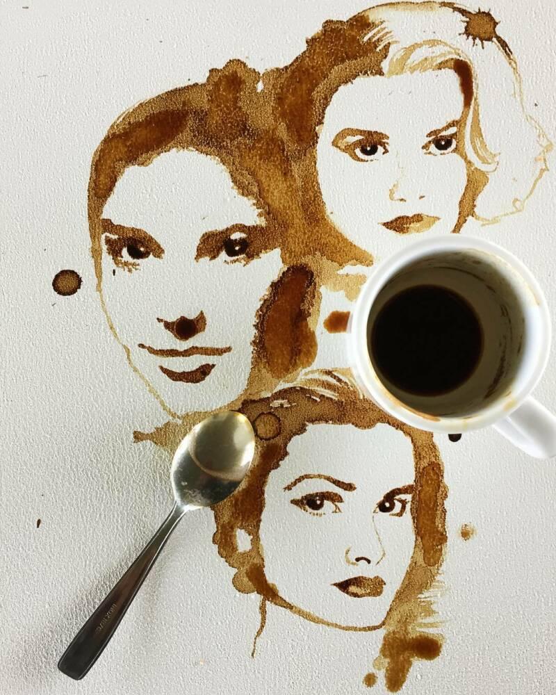 © Giulia Bernadelli, women coffe