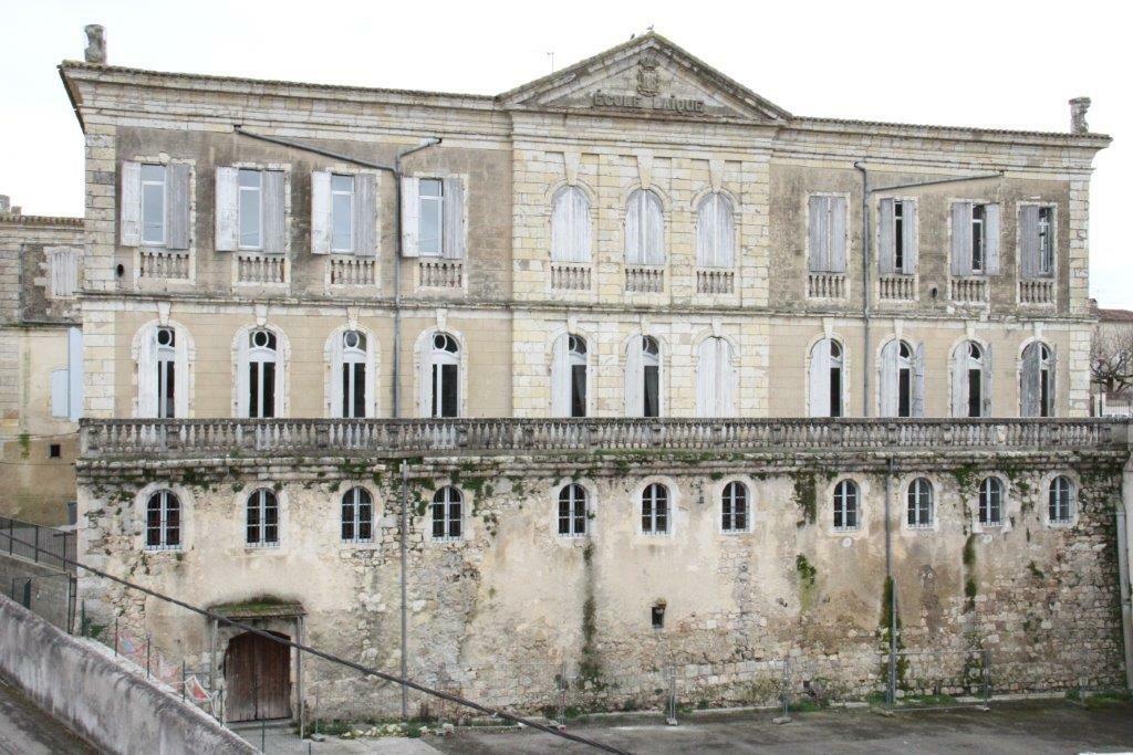 Hôtel polignac à Candom