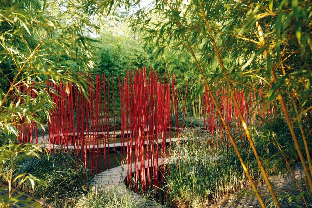 Jardins pérennes des prés de goualoup