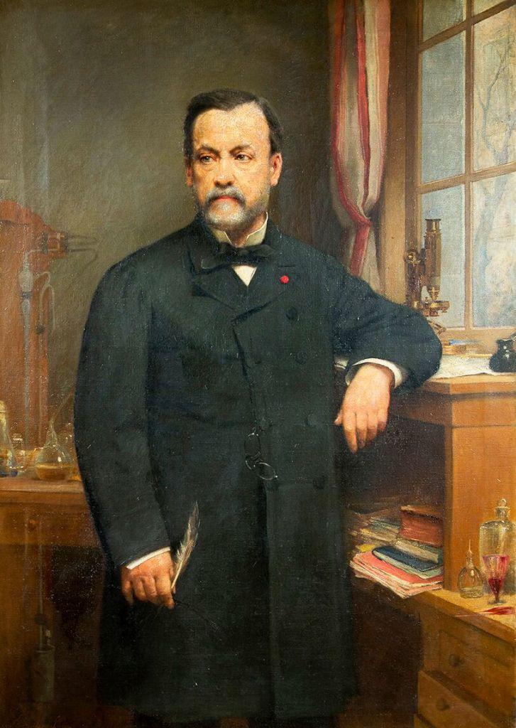 Lafon, Louis Pasteur, 1883