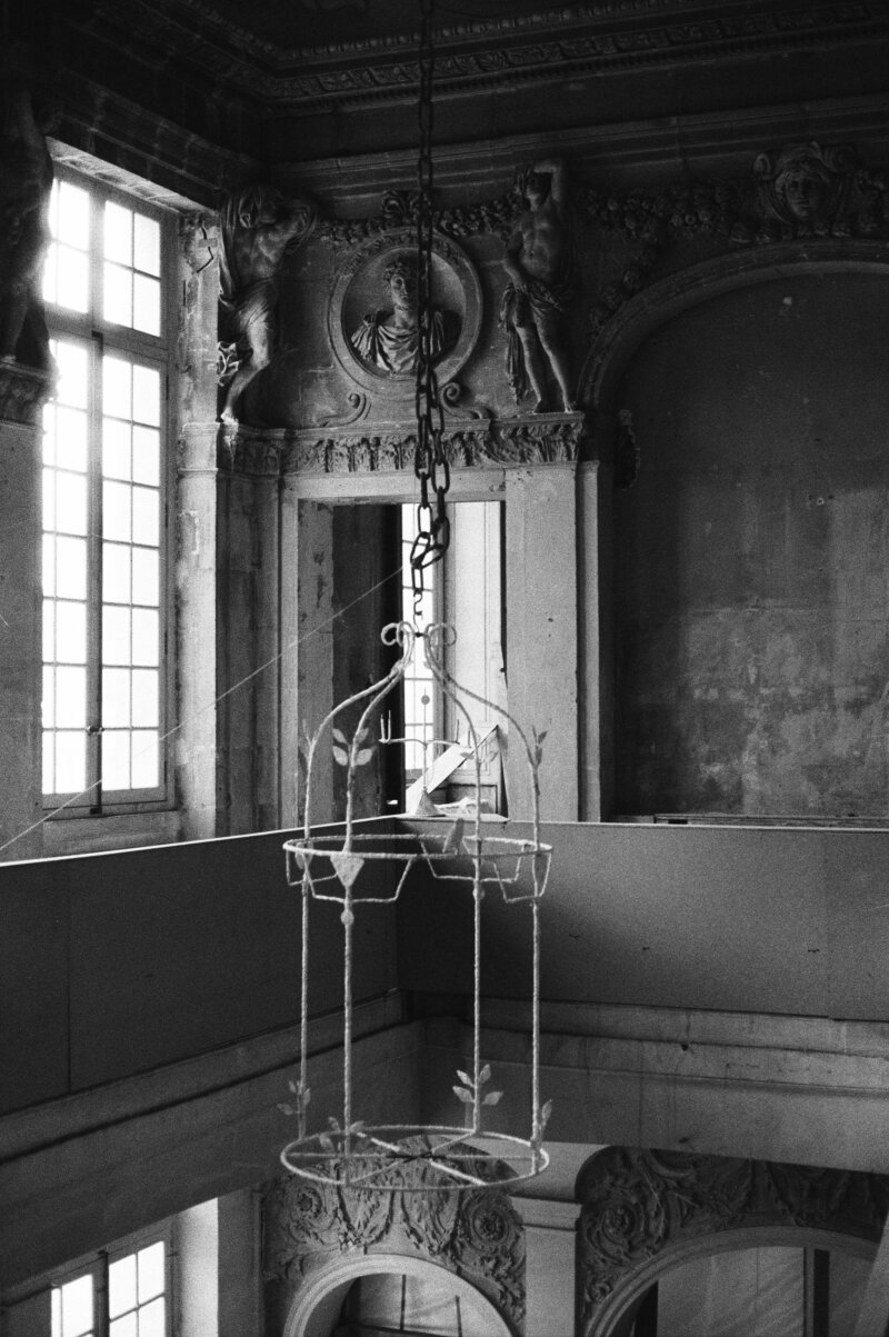 Diego Giacometti, Lanterne, 1982-1983