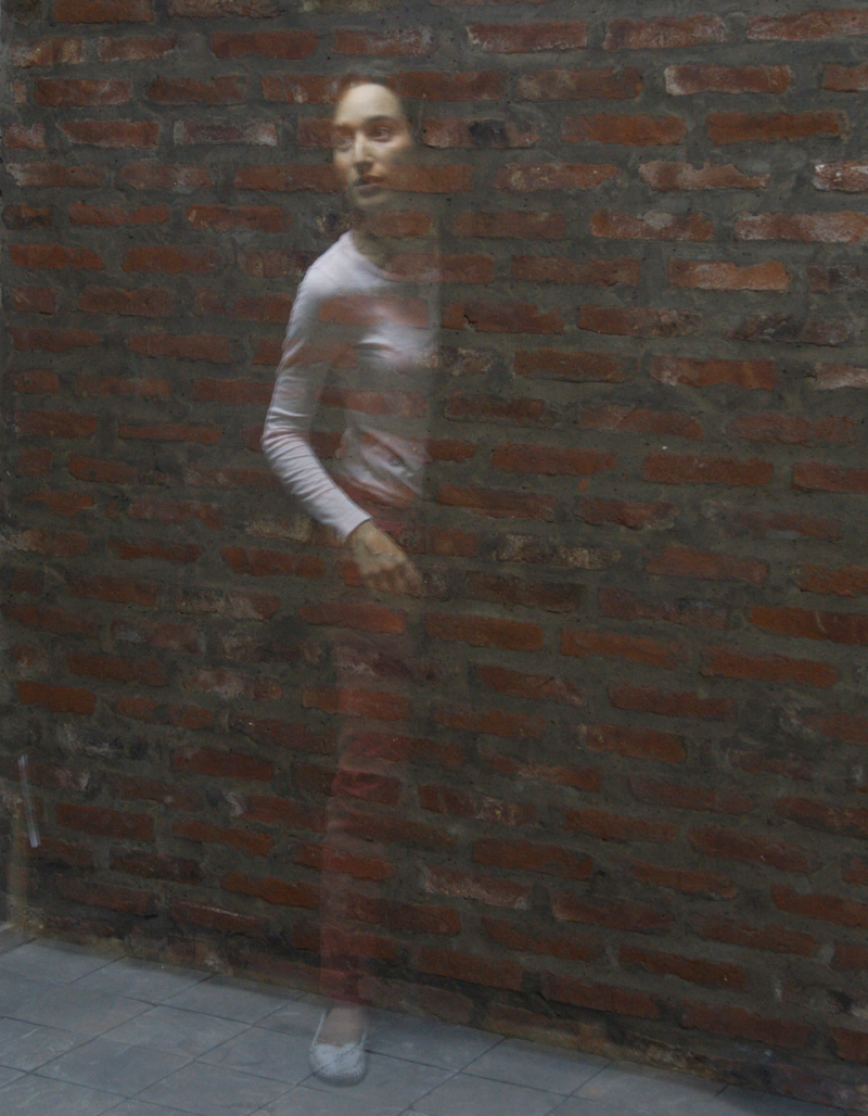 © Leandro Erlich, Through the wall, 2007
