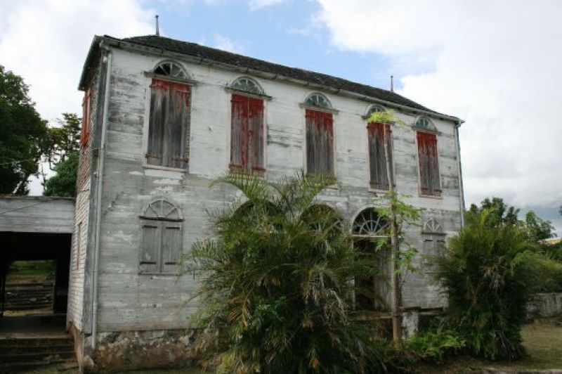 Maison rouge de Saint-Louis