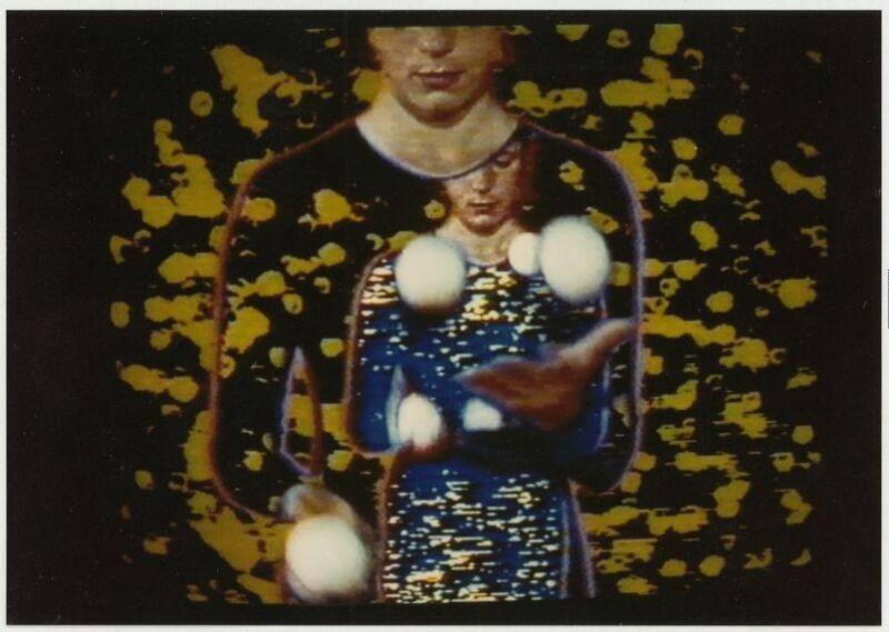 Michel Jaffrenou, Electronique Vidéo Circus - jongleur