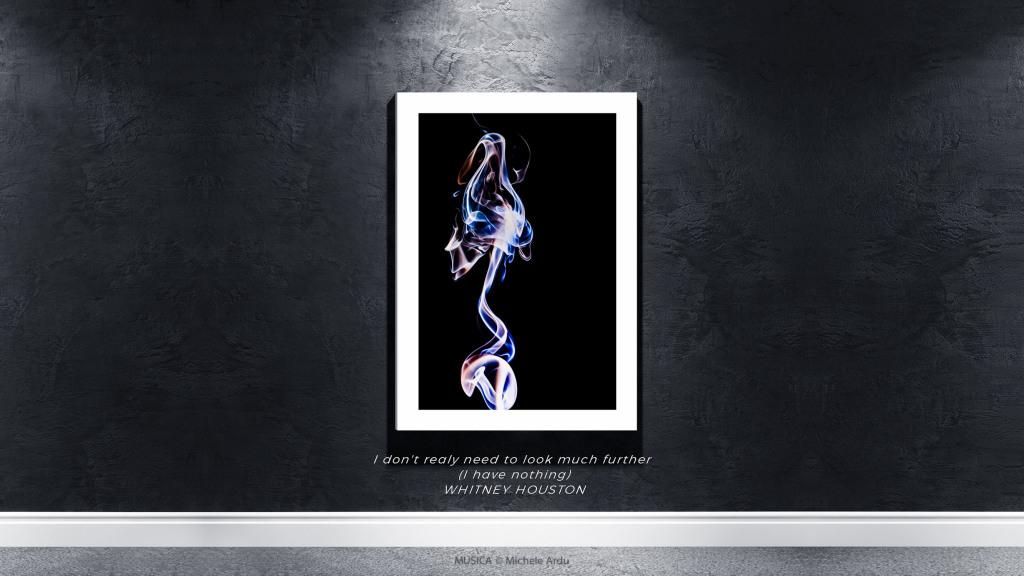 © Michele Ardu - Whitney Houston I have nothing