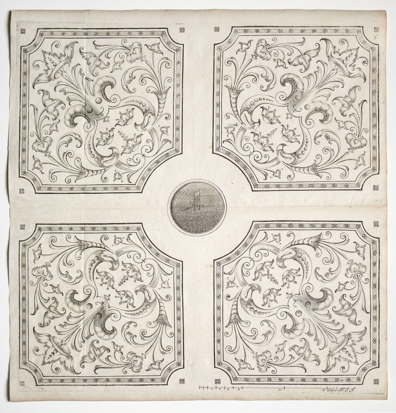 Crispin de Passe le Jeune, Hortus floridus, Crispin de Passe, Joannes Jansson, Arnhem 1614, Conservatoire et Jardin botaniques de Genève, A Pas 1614.