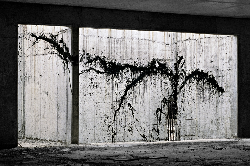 Vue de l'exposition Nicolas Combarro